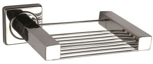 T105111 Portasapone a filo acciaio Inox AISI 304 brillante