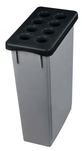 T102211 Contenedor para vasos desechables 1600 vasos