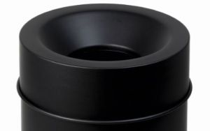 T770064 Fireproof lid Black for bucket 50 liters ONLY COVER