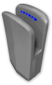 T704257 Smart sèche-mains X-DRY COMPACT gris