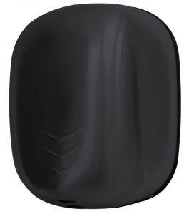 T704519 Sèche-mains ZEFIRO PRO UV Acier Noir