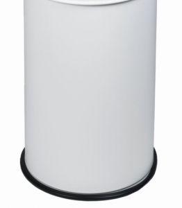 T770903 Cubo para papelera ignifuga Blanco 90 litros SIN CUBIERTA