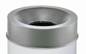 T770962 Fireproof lid Grey for bucket 90 liters ONLY COVER