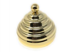 LITTLE-PIRAM-G LITTLE VINTAGE GOLDEN cubierta decorativa piramidal