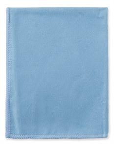 TCH101229 Panno Silky-T - Blu - 48 Confezioni da 5 pezzi Dim. 30x40cm