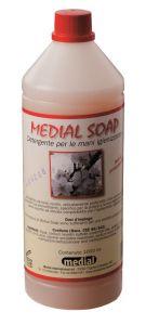 T735042 Flacone sapone liquido da 1 litro (confezione da 12 pezzi)