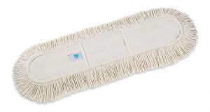 00000136 Frangia Basic Cotton - Bianco - 60 x 13 cm