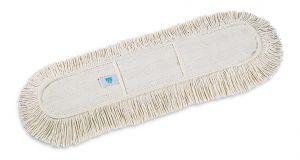 00000138 Frangia Basic Cotton - Bianco - 100 x 13 cm