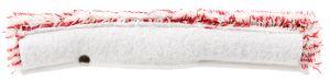 00008422 Ricambio Vello Striat Abrasivo - Bianco-Rosso - 45