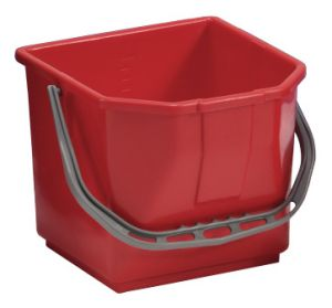 000R3501 Secchio 15 L - Rosso