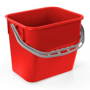 000R3502 BUCKET 12 L - RED