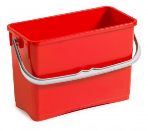 0R003253 BUCKET 8 L - RED