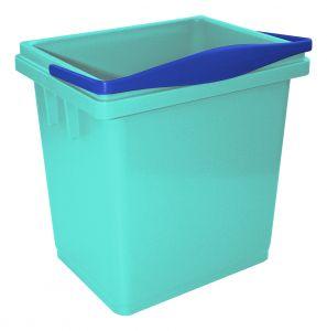 00003366Xb Secchio Bcs 4 L Con Manico Superiore - Blu