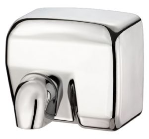 T704151 Automatic polished stainless steel AISI 304 hand dryer