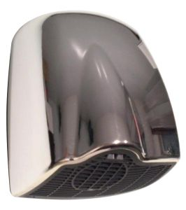 T704101 Automatic hand dryer Chomed ABS