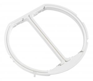 R040926 SMILE 2 COMPARTMENT ADAPTER - WHITE