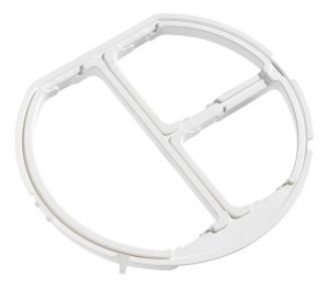 R040927 SMILE 3 COMPARTMENT ADAPTER - WHITE