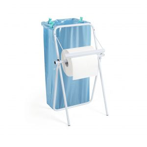 00004217 BREAK WITH BAG HOLDER - WHITE - WITHOUT WHEELS