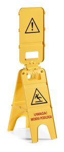00003807 SIGNAL 3 DOORS - PL - YELLOW - WITH AGGA SYSTEM