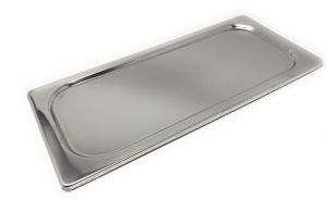 VGCOP3616 Stainless steel lid for ice cream tray dim. 360X165mm