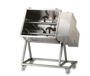 75C1PN Mezclador de carne eléctrico de acero inoxidable 75 kg 1 cuchilla