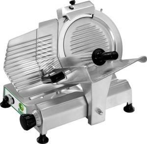 Rebanadora eléctrica profesional por gravedad H300NT Ø300mm - trifásica