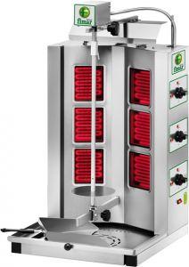 GYR60 Gyros 4,2 kW trifásica eléctrica  Máquina para cocinar carne para Kebab