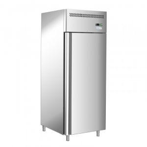 G-GN600TN-FC Armoire de réfrigération GN 2/1 statique - Porte borgne - Capacité 600 Lt