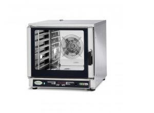 FFDU6 Digital convection oven with water injection - 6 trays