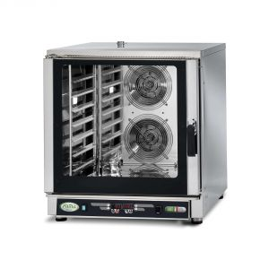 FFDU7 Digital convection oven with water injection - 7 Trays