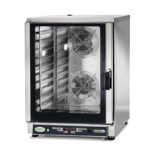 FFDU10 Digital convection oven with water injection - 10 trays