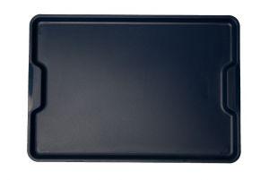 GEN-100903 Bandeja de polipropileno - Colección ergonómica - Euronorm - Medidas externas 53x37 cm