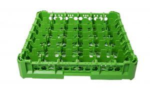 PANIER CLASSIC GEN-K16x6 36 COMPARTIMENTS CARRÉS - Hauteur verre 65mm