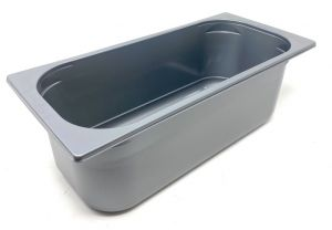GE3616512MO Bassin jetable 360x165x120 mm Gris