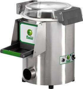 LCN5T Machine à laver Benchtop 260W acier inoxydable 5kg - Triphasé