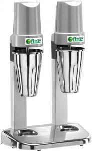 FP2I Machine professionnel pour les frappés double 2 verres inox