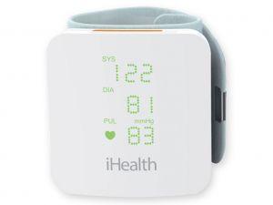 GI-23502 - MISURATORE PRESSIONE iHEALTH VIEW BP7S da polso con display