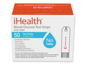 GI-23512 - STRISCE GLICEMIA iHEALTH per 23510