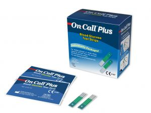 GI-23910 - STRISCE GLUCOSIO - confezione da 25 strisce
