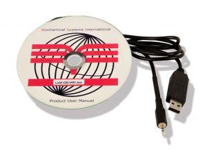 GI-23999 - SOFTWARE LETTURA DATI LUX per codice 23983