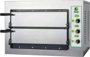 MINIM Four électrique 2 chambres 50x50x11h monophasé