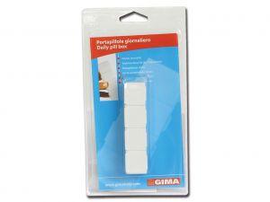 GI-25754 - PORTAPILLOLE GIORNALIERO - blister