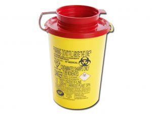 GI-25790 - CONTENITORE RIFIUTI TAGLIENTI LINEA PBS - 0,6 litri