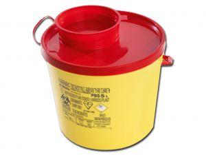 GI-25793 - CONTENITORE RIFIUTI TAGLIENTI LINEA PBS - 5 litri