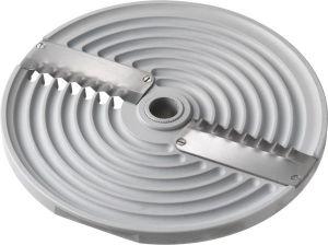 2PZ8 Disco de 2 cuchilla onduladas se 8mm para cortadora de mozzarella TAS