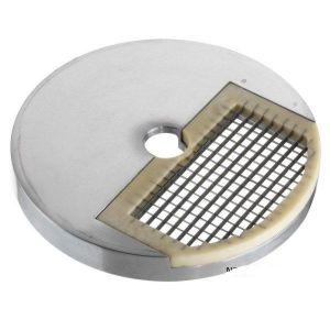 NPD8x8x5 Disco para cortar en cubitos para Mozzarella Cutter TAC