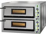 FMLW66M Forno elettrico pizza 18 kW doppia camera 108x72x14h cm - Monofase