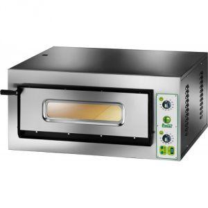 FYL4M Forno elettrico pizza 6 kW 1 camera 72x72x14h cm - Monofase