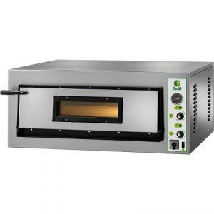 FMD4M Forno elettrico pizza digitale 6 kW 1 camera 72x72x14h cm - Monofase