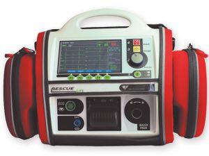 GI-33186 - DEFIBRILLATORE RESCUE LIFE 7 AED - italiano